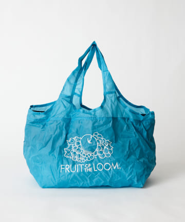 Discoat(ディスコート) 【FRUIT OF THE LOOM】パッカブルマーケットバッグ