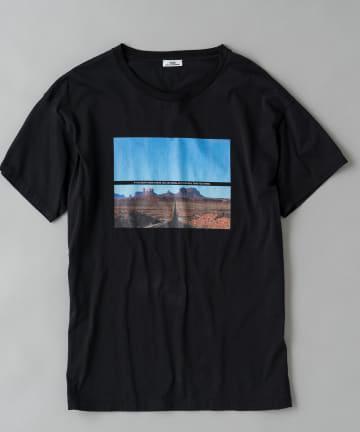 Loungedress(ラウンジドレス) 【TICCA/ティッカ】Tシャツ -Mountain-