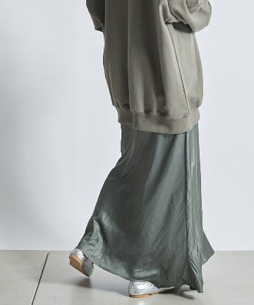 DOUDOU(ドゥドゥ) マルチWAYフレアスカート