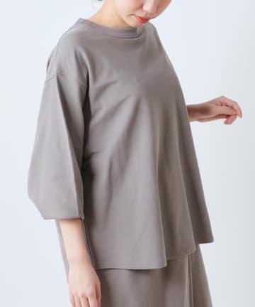 LIVETART(リヴェタート) 《handvaerk》ラウンドテールTシャツ