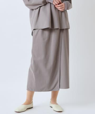 LIVETART(リヴェタート) 《handvaerk》ラップスカート