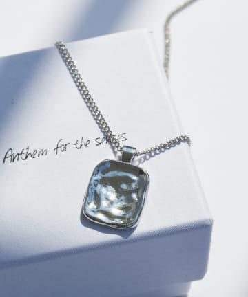 La boutique BonBon(ラブティックボンボン) 【Anthem for the senses】トップモチーフネックレス