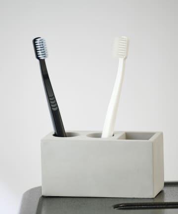 COLONY 2139(コロニー トゥーワンスリーナイン) 珪藻土トゥースブラシスタンド/歯ブラシ立て[使用動画あり]