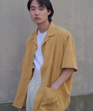 Kastane(カスタネ) 【WHIMSIC】CABANA SHIRT