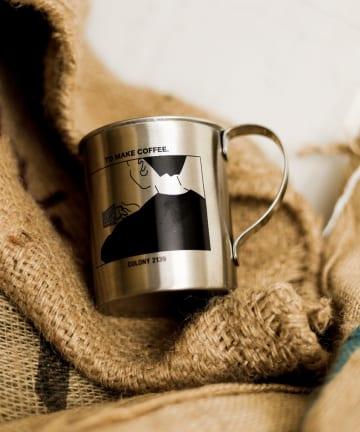 COLONY 2139(コロニー トゥーワンスリーナイン) カフェコラボステンレスマグカップ