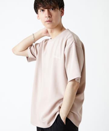 Discoat(ディスコート) ライトダンボールプリントTシャツ