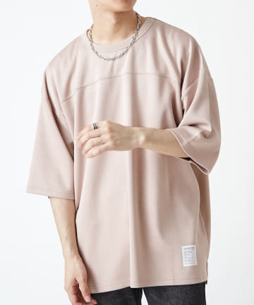 Discoat(ディスコート) ライトダンボールフットボールTシャツ