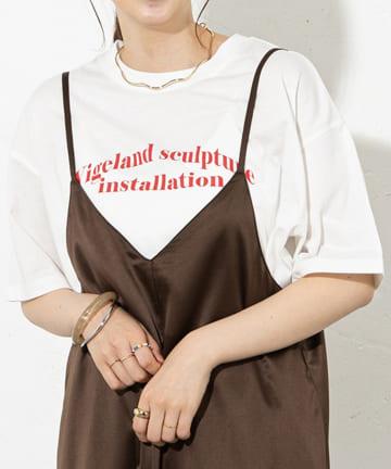 Discoat(ディスコート) 【WEB限定】コンパクト半袖Tシャツ≪新色追加!≫