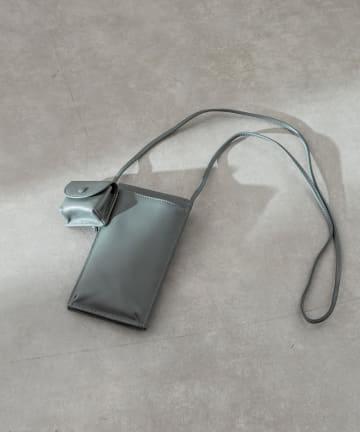 mystic(ミスティック) 携帯ウォレットバッグ
