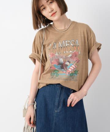 RIVE DROITE(リヴドロワ) 《予約》【《GOOD ROCK SPEED》洗える】LA MESA Tシャツ