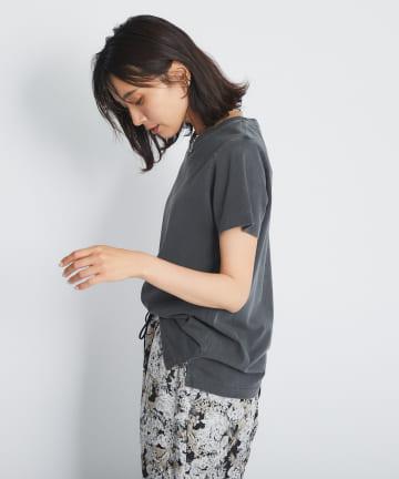 RIVE DROITE(リヴドロワ) 【お洒落な雰囲気漂う】USコットンショートスリーブTシャツ