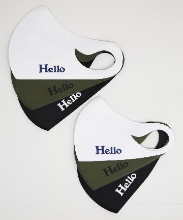 Drawing Numbers(ドローイングナンバーズ) MADISONBLUE/HELLOマスク