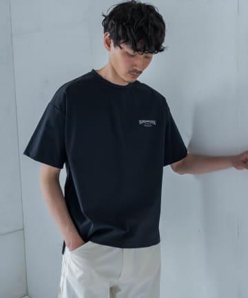 Discoat(ディスコート) 【BURBANKCREEK】ナイロンPU半袖PO