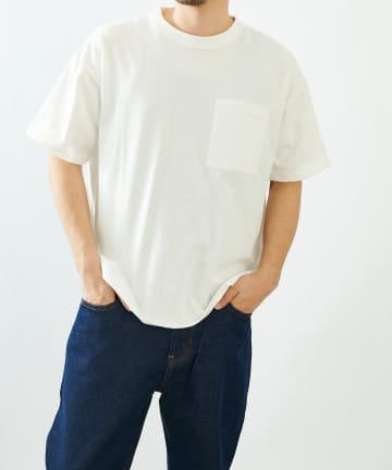 COLONY 2139(コロニー トゥーワンスリーナイン) ULTRA HYBRID USAコットンポケット付半袖T【※商品説明動画有り】