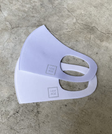 CAPRICIEUX LE'MAGE(カプリシュレマージュ) 〈2カラーセットアイテム〉2SET立体マスク