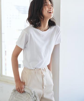 RIVE DROITE(リヴドロワ) 【girl Dangerous/ガールデンジャラス】ワイドTシャツ