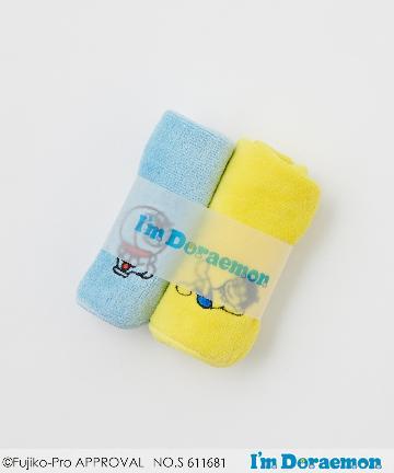 CIAOPANIC TYPY(チャオパニックティピー) 【KIDS】【I'mDoraemondeTYPY】 刺繍タオルハンカチセット