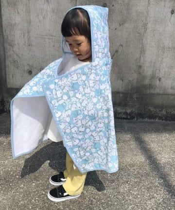 CIAOPANIC TYPY(チャオパニックティピー) 【KIDS】【I'mDoraemondeTYPY】ギュっとドラえもんフードタオル