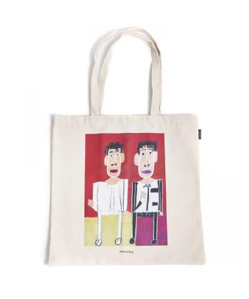 ASOKO(アソコ) 【YOSHIMOTO】トートバッグNON STYLE<DARE?>