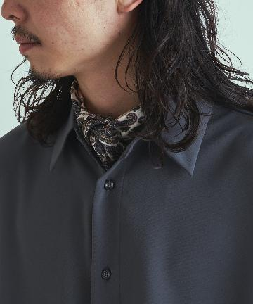 Lui's(ルイス) イタリアメイドペイズリー柄スカーフ