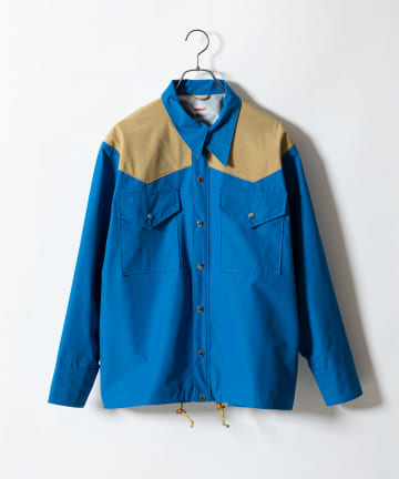 CIAOPANIC(チャオパニック) 【frost line】3-layer western yoke jacket