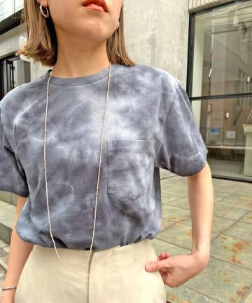 Omekashi(オメカシ) トップウィン タイダイTシャツ