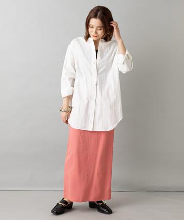 Omekashi(オメカシ) ストライプシャツ