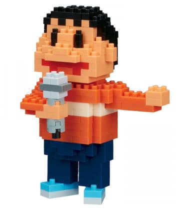 CIAOPANIC TYPY(チャオパニックティピー) 【KIDS】nanoblock® ジャイアン