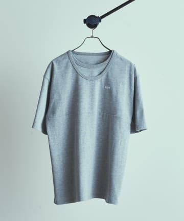 Lui's(ルイス) 【SILLIS】DOWBLE NECK T-SHIRTS