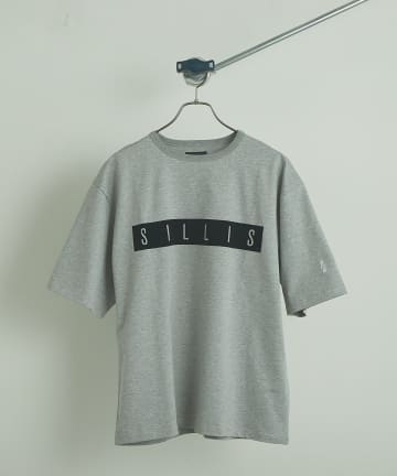 Lui's(ルイス) 【SILLIS】BOX LOGO T-SHIRTS
