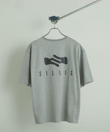 Lui's(ルイス) 【SILLIS】LOGO T-SHIRTS