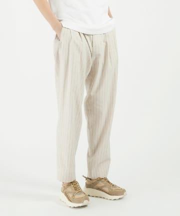 Lui's(ルイス) 【SILLIS】HIGH WAIST TAPERED PANTS
