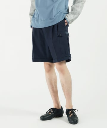 Lui's(ルイス) 【SILLIS】CARGO POCKET SHORT