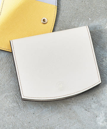 russet(ラシット) バイカラーレザー折り財布(SO-320)