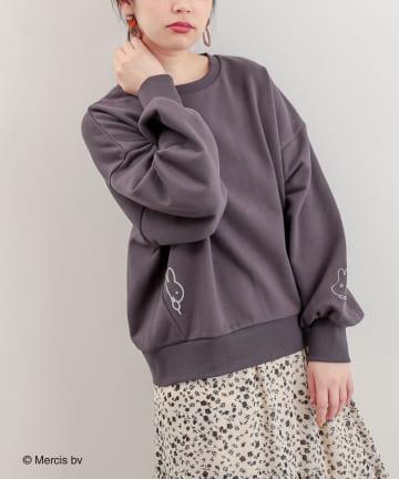 natural couture(ナチュラルクチュール) MIFFYコラボスウェット
