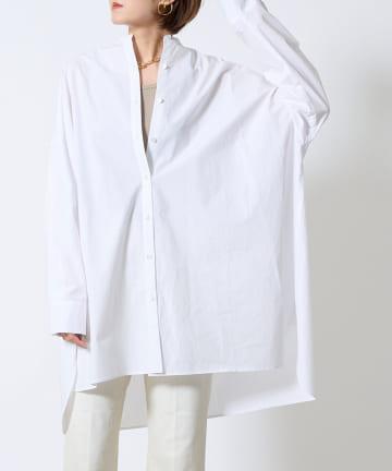 DOUDOU(ドゥドゥ) ビッグチュニックシャツ