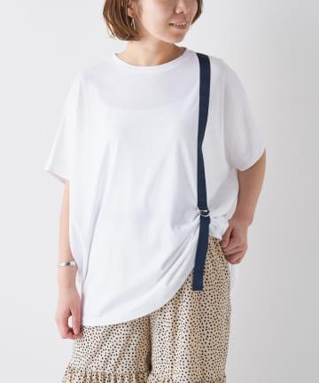BONbazaar(ボンバザール) サスペンダーTシャツ