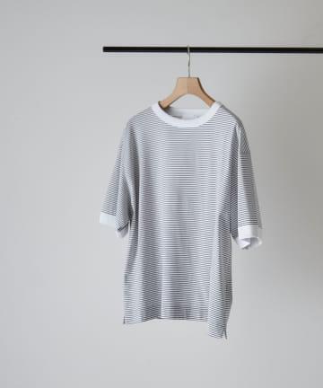 LIVETART(リヴェタート) 《handvaerk》クルーネックシャツ