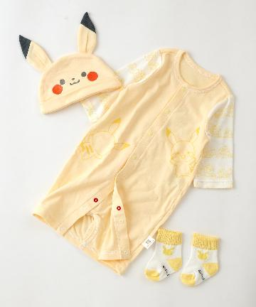 CIAOPANIC TYPY(チャオパニックティピー) 【KIDS】【モンポケ】出産準備セット