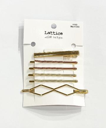 Lattice(ラティス) ヘアMIX6本セット