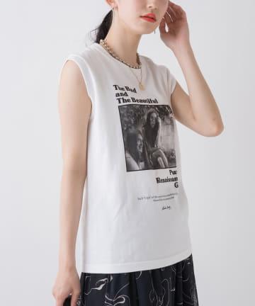 Loungedress(ラウンジドレス) 【GOOD ROCK SPEED/グッドロックスピード】Roberta Tシャツ