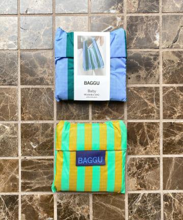 Loungedress(ラウンジドレス) 【BAGGU/バグゥ】BABY BAGGU ストライプ