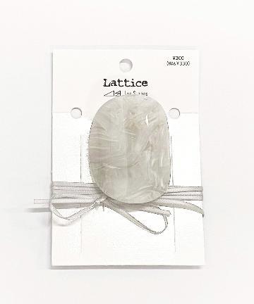 Lattice(ラティス) アクリルヘアカフス+マルチリボンセット