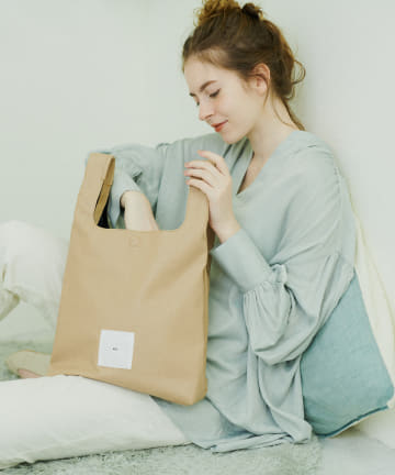 Daily russet(デイリー ラシット) 【ani.】ショッピングトートバッグ