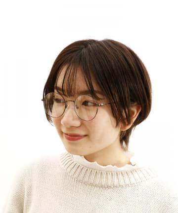 3COINS(スリーコインズ) 【ASOKO】<WEB限定SALE>ミランダのメガネ