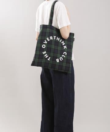 ASOKO(アソコ) <WEB先行>【THE OVERTHINK CLUB】トートバッグB