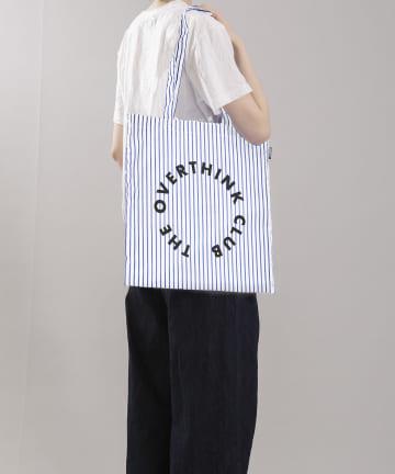 ASOKO(アソコ) <WEB先行>【THE OVERTHINK CLUB】トートバッグC