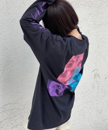 Kastane(カスタネ) AMANE MURAKAMI ART TEE