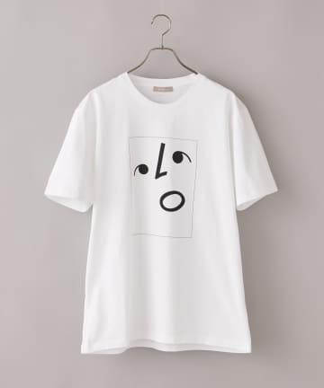 CIAOPANIC(チャオパニック) 【C'H'C'M'/シーエイチシーエム】10 YEAR SHORT SLEEVE T SHIRT/半袖プリントTシャツ