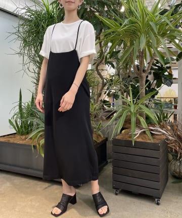 Loungedress(ラウンジドレス) 【WEB限定】Tストラップスカート